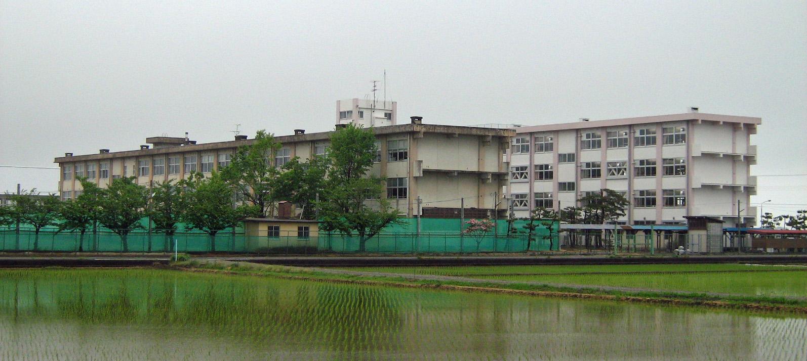 燕中等教育学校 後期課程