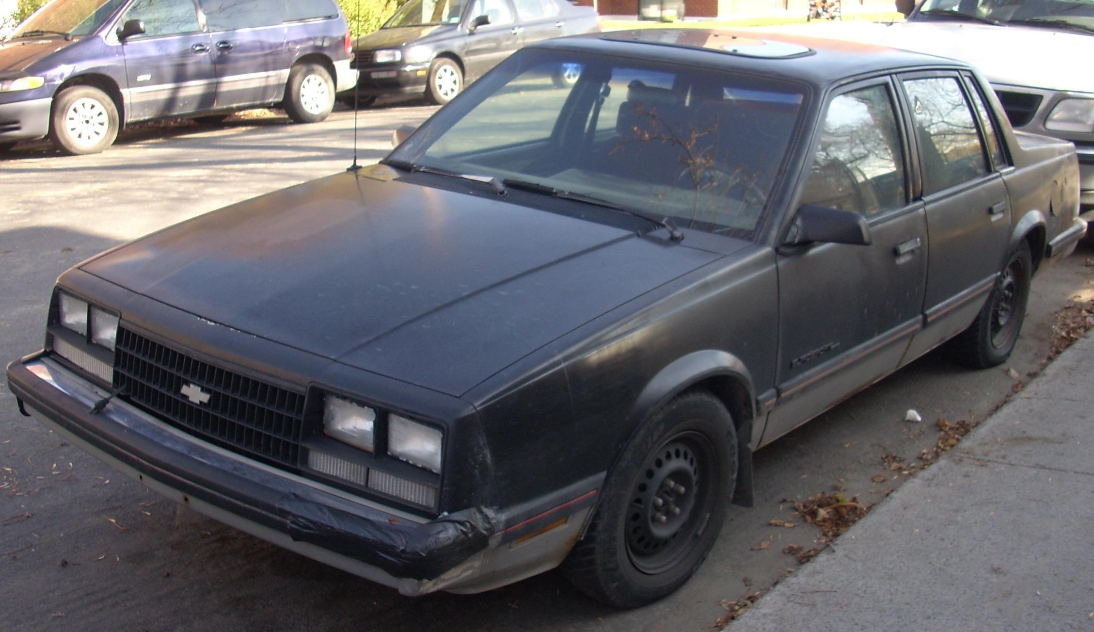 Chevrolet Citation - Wikipedia