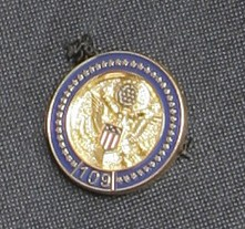 109th Congress Lapel Pin