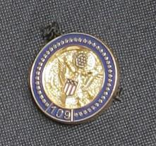 109th Congress Lapel Pin.