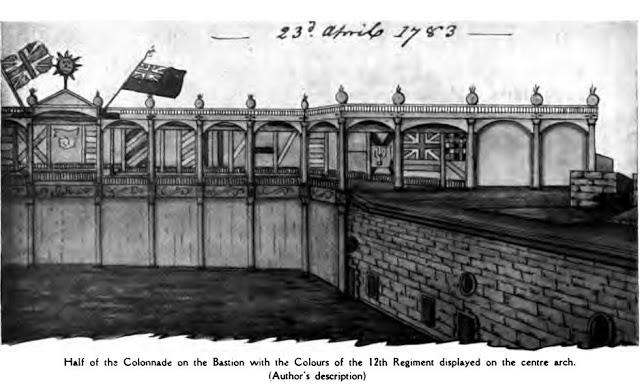 File:1783 Captain Spilsbury 23 Aptil 1783 King's Bastion Colonnade.JPG