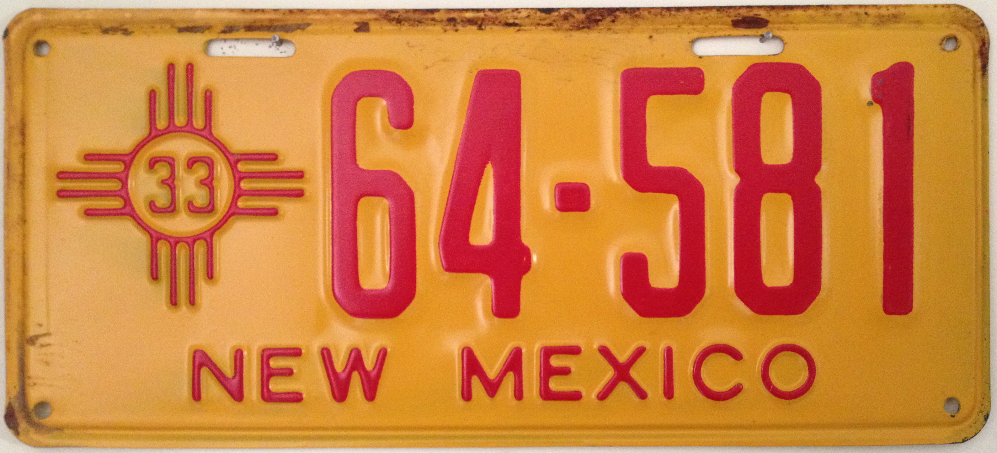 Vehicle registration plates of New Mexico - Wikiwand