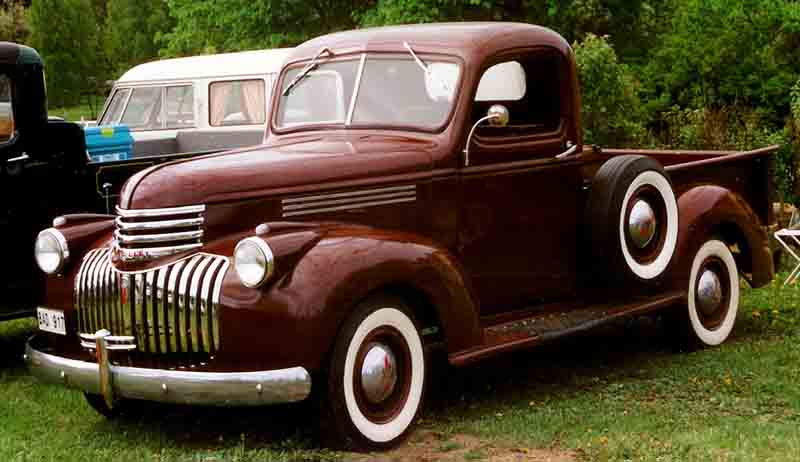 File 1946 Chevrolet Pickup Bad917 Jpg Wikimedia Commons