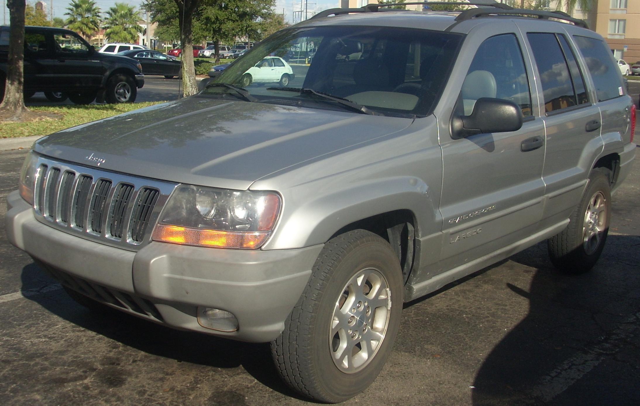 File:1999 2003 Jeep Grand Cherokee Laredo.JPG