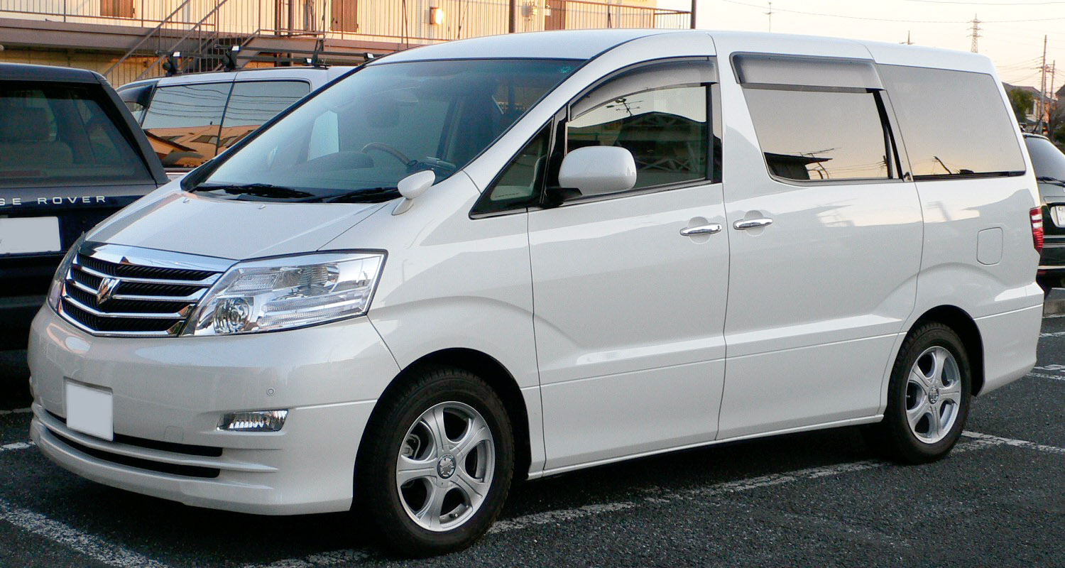Popular Cars Toyota Alphard