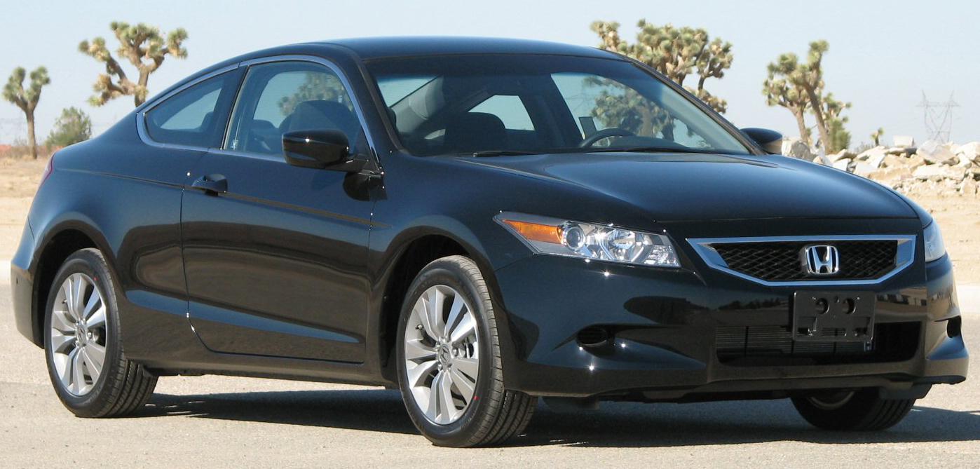 File:2008 Honda Accord coupe -- NHTSA.jpg - Wikimedia Commons
