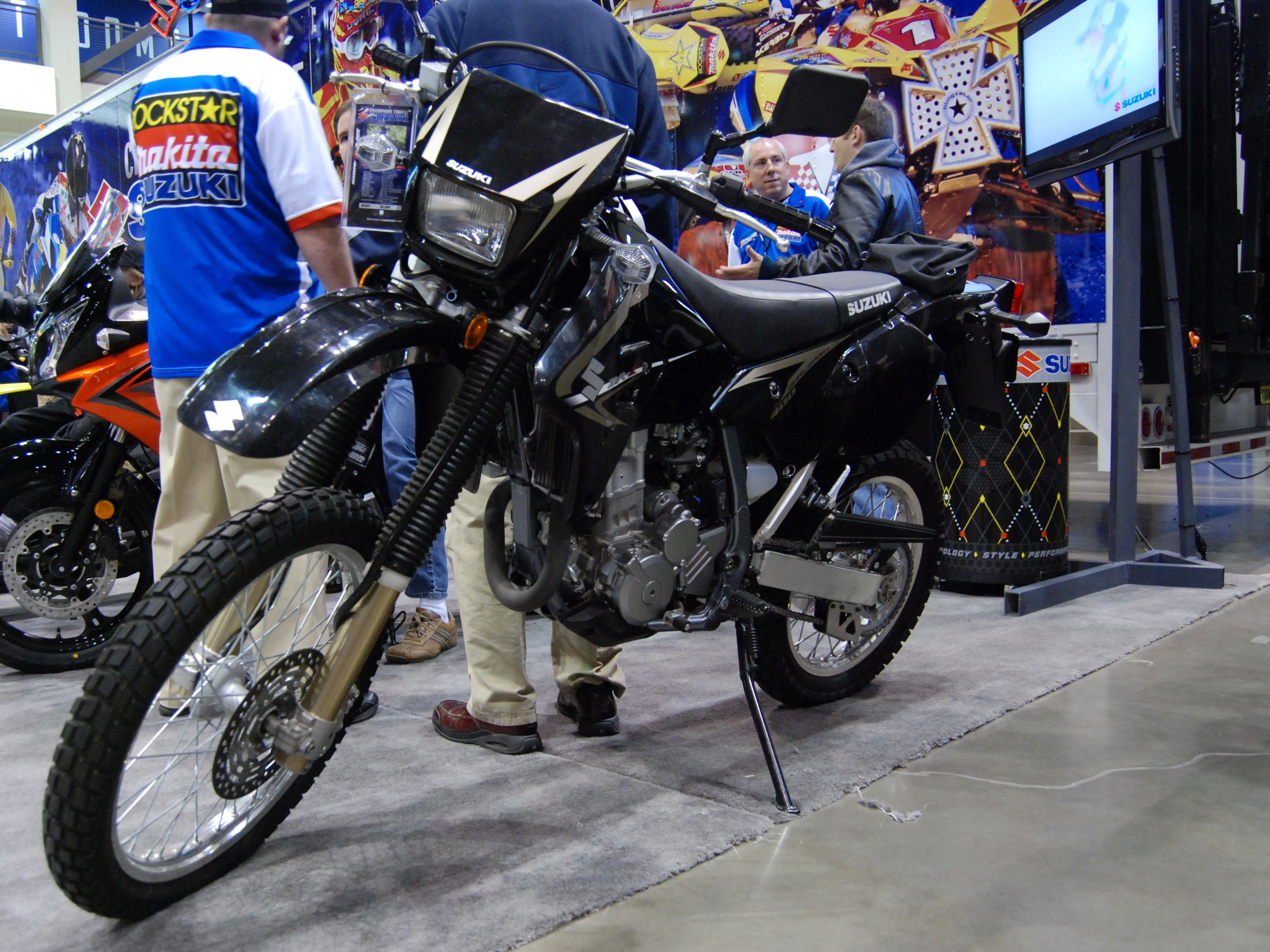 Magnificent Suzuki Dr Z400 Wikipedia Pabps2019 Chair Design Images Pabps2019Com
