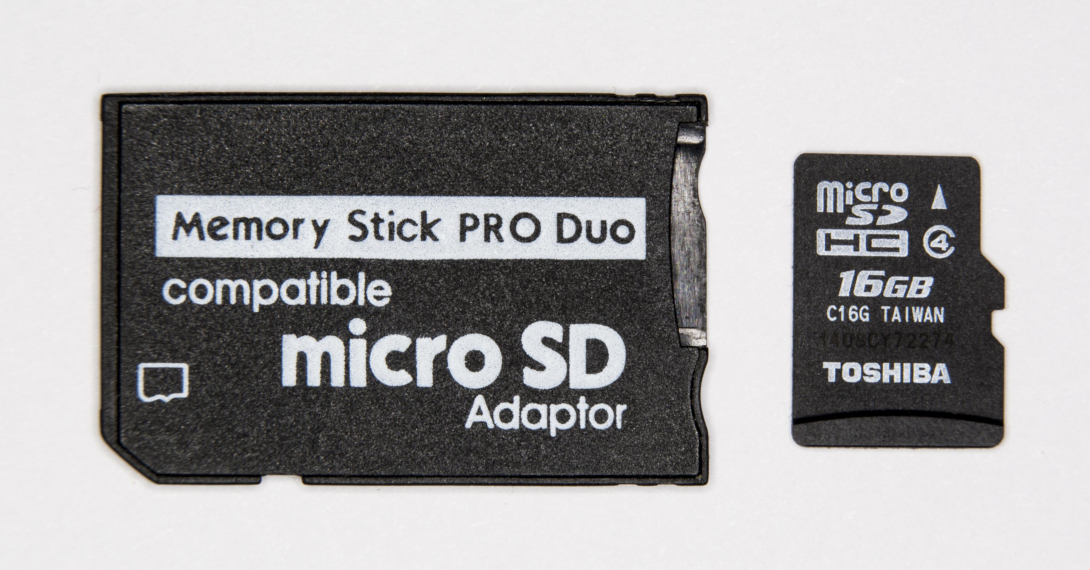 File 2015 Karta Microsdhc Z Adapterem Memory Stick Jpg Wikimedia