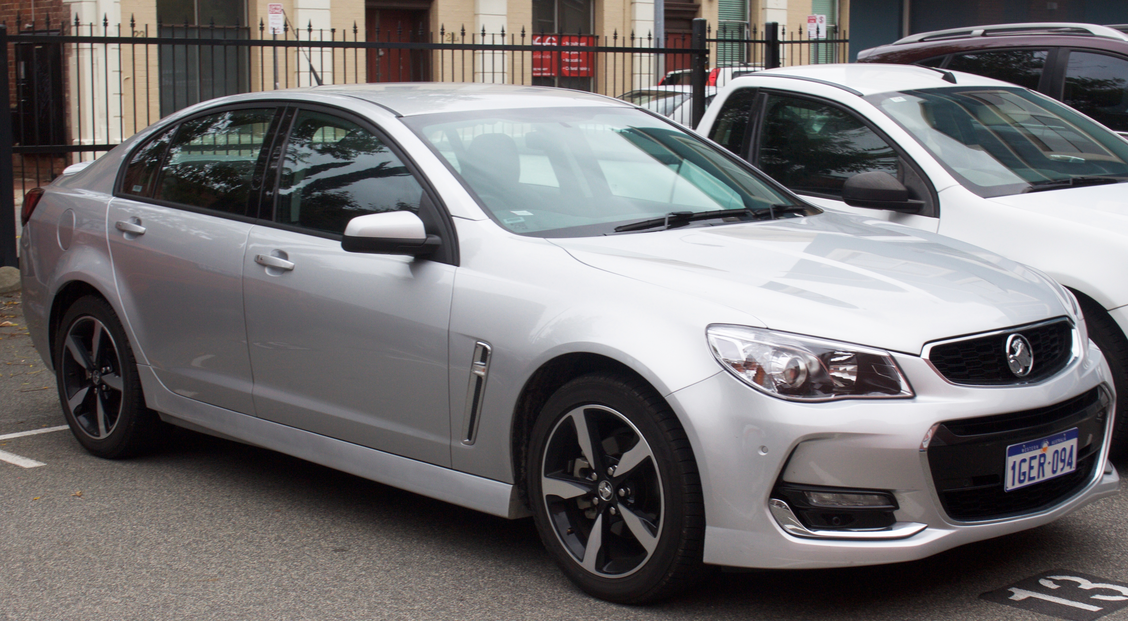 Holden commodore wikiwand vanachro Choice Image