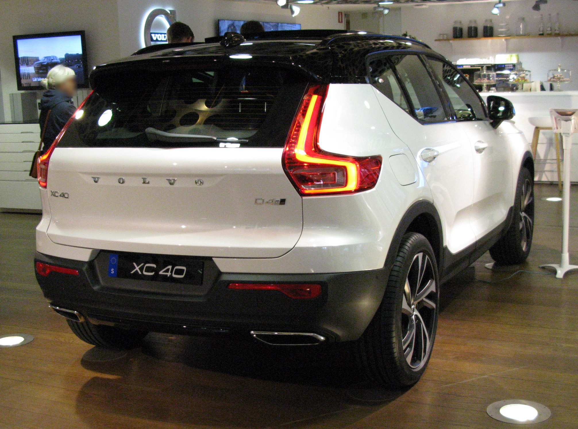 File 2018 Volvo Xc40 3 Jpg Wikimedia Commons