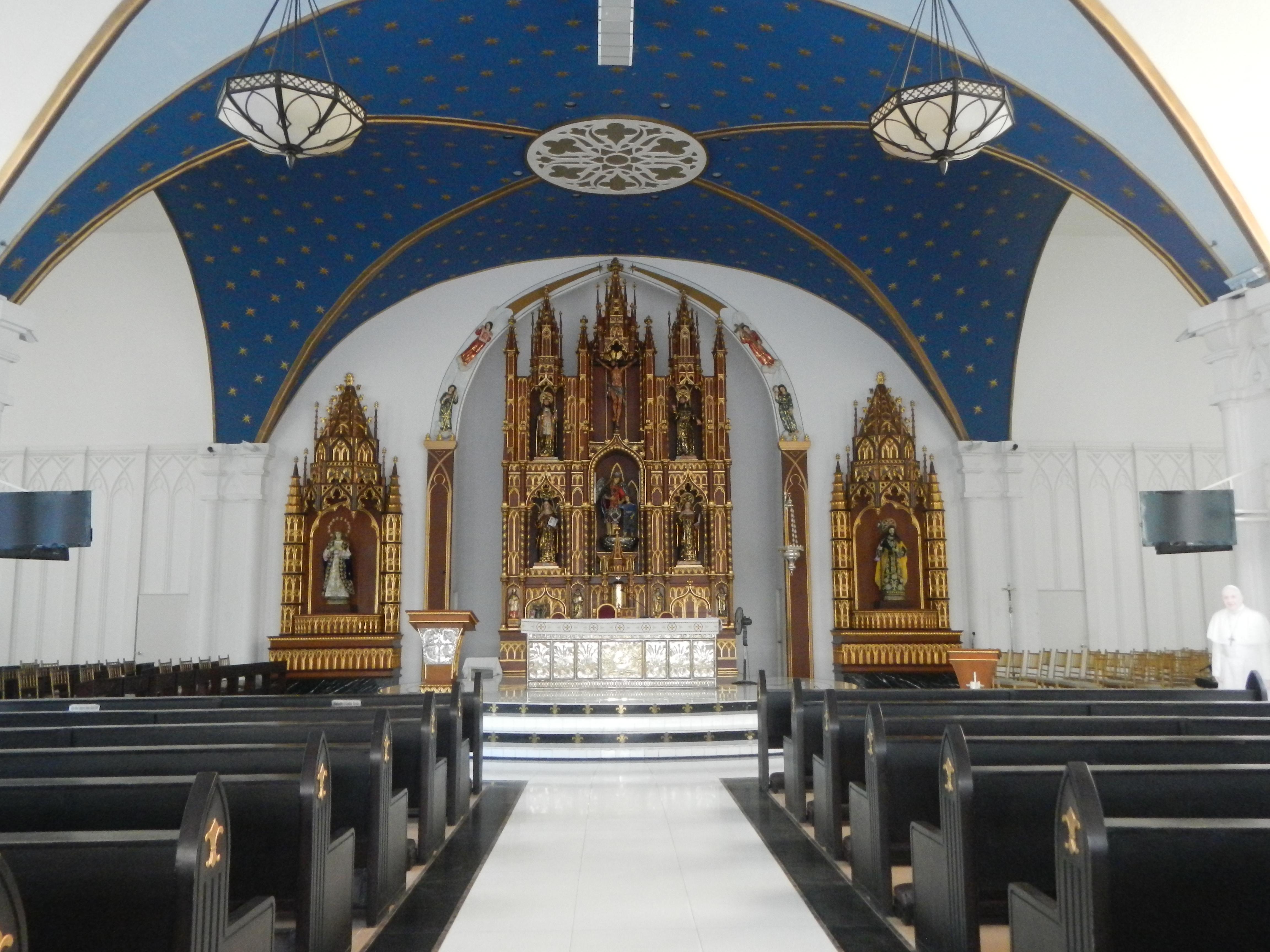 File:9426jfChapel Holy Guardian Holy Angel University Pampangafvf ...