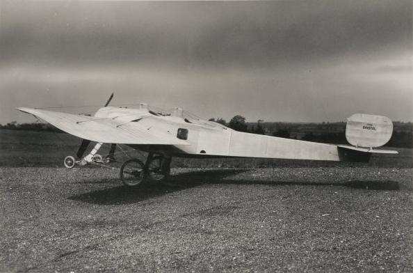A Bristol Coanda monoplane, ca. 1912