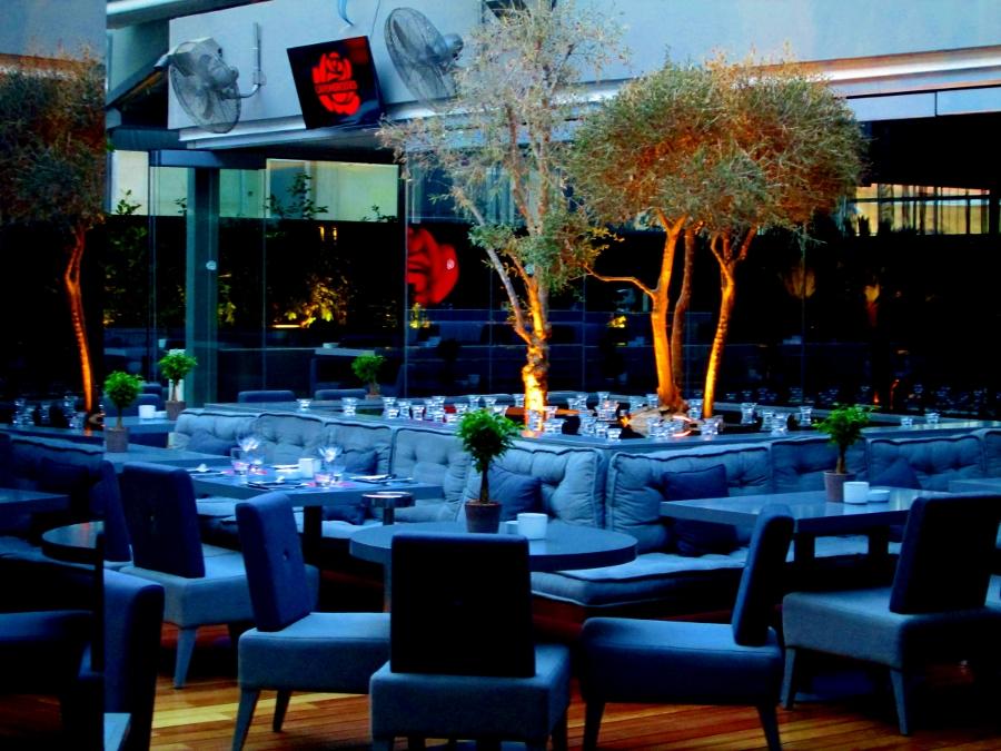 Garden Cafe Nicosia Menu
