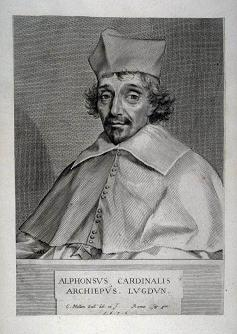 Image illustrative de l'article Alphonse-Louis du Plessis de Richelieu