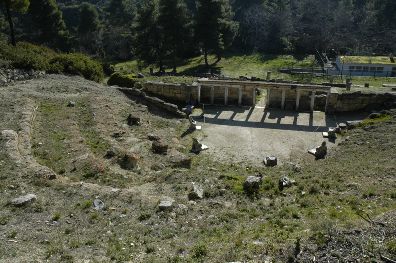 Theatre at Oropus