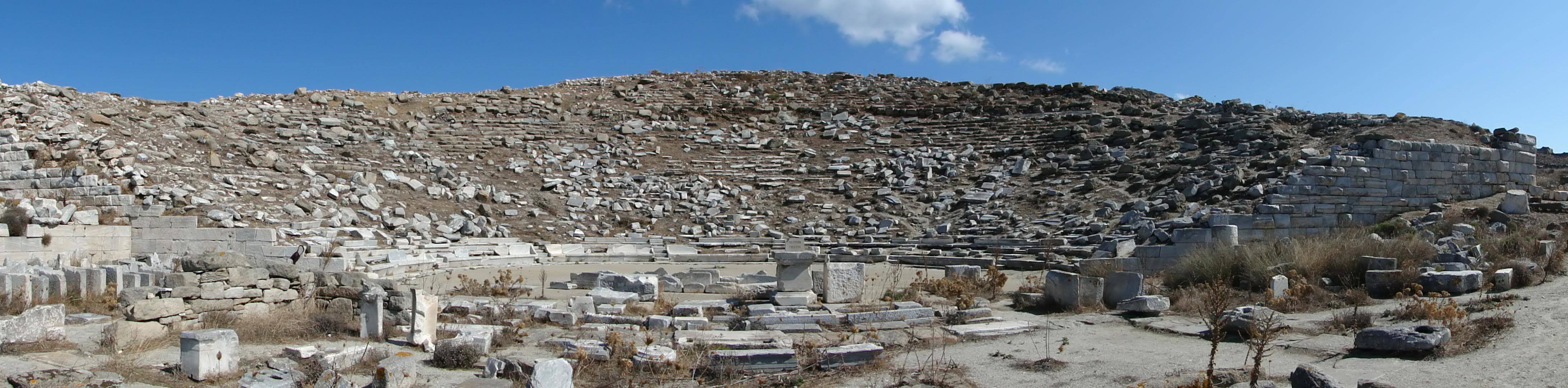 Ancient Greece Delos