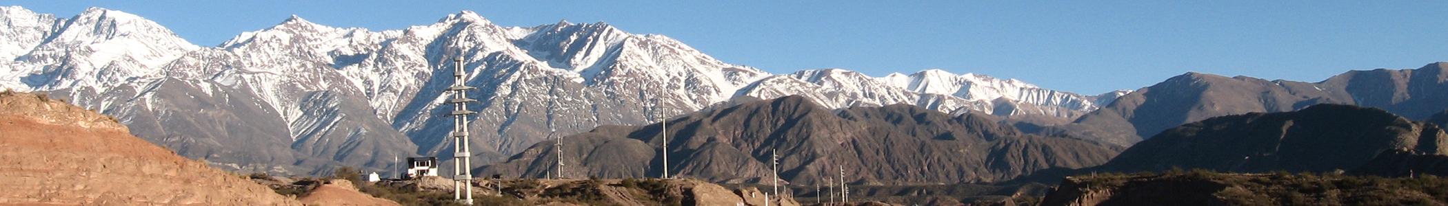 Cordillera De Los Andes Wikiviajes