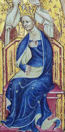 Anne of Bohemia 14th-century queen and wife of King Richard II of England