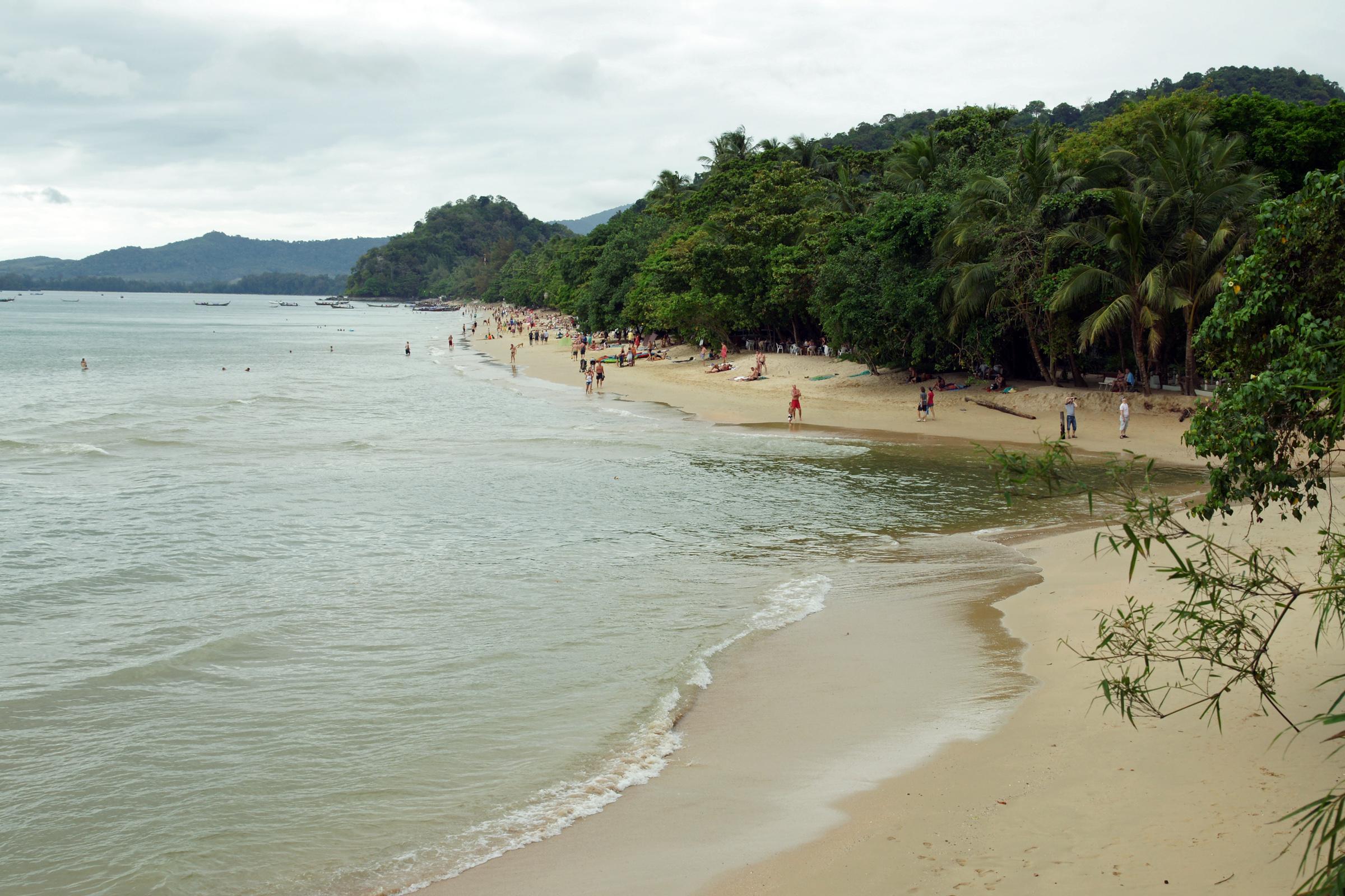Ao Nang Beach Side Hotels