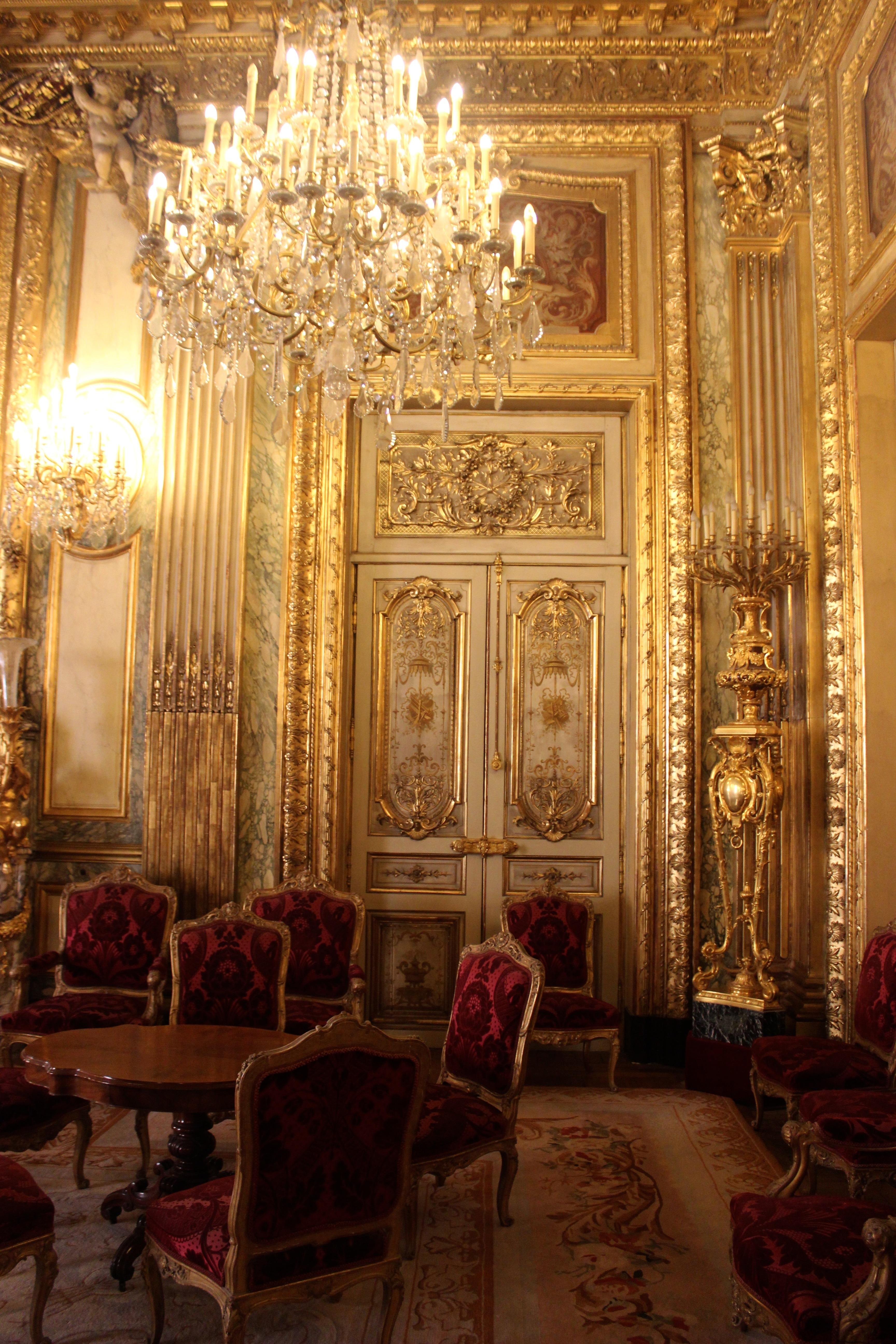 File apartamentos de napole n iii louvre 14 jpg for Salon du louvres