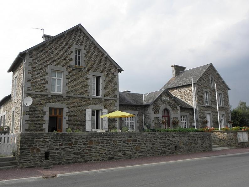 Fichier:Argouges (50) Mairie.jpg