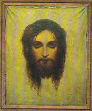 [imagen de Jesús en el siglo 13]