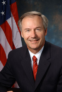 Hutchinson as Undersecretary for Border and Transportation Security AsaHutchinson.JPG