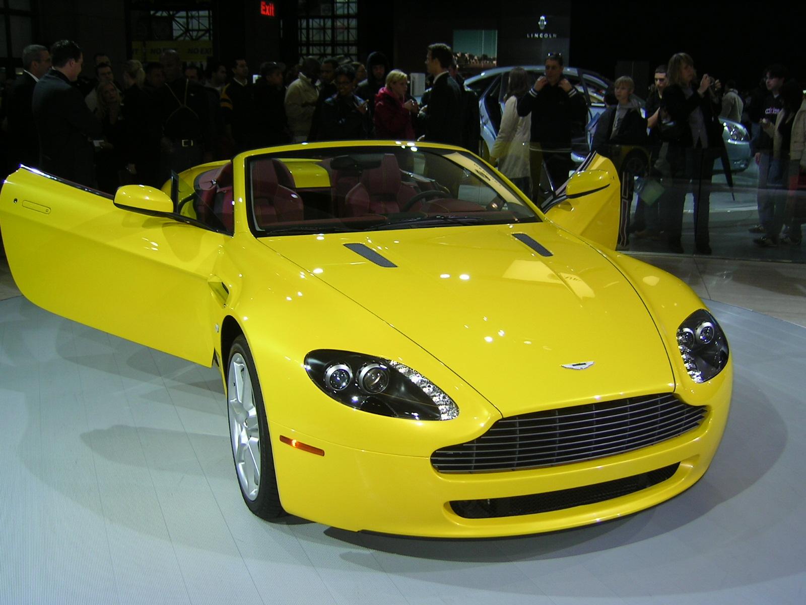 Plik Aston martin vanquish JPG – wolna encyklopedia
