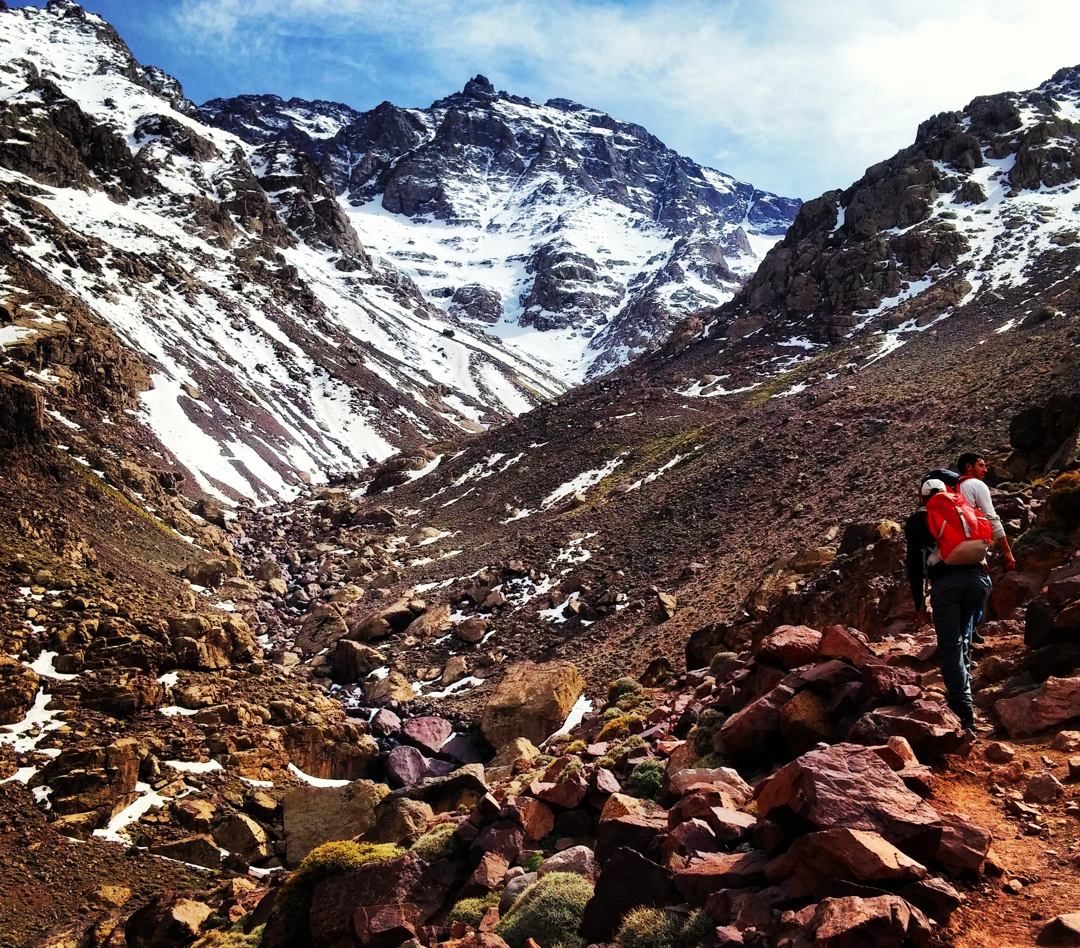 File:Atlas Mountains, Hiking.jpg - Wikipedia