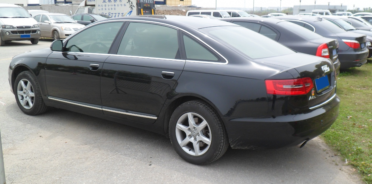 File:Audi A6L C6 facelift 02 China 2012-04-15.jpg - Wikimedia Commons