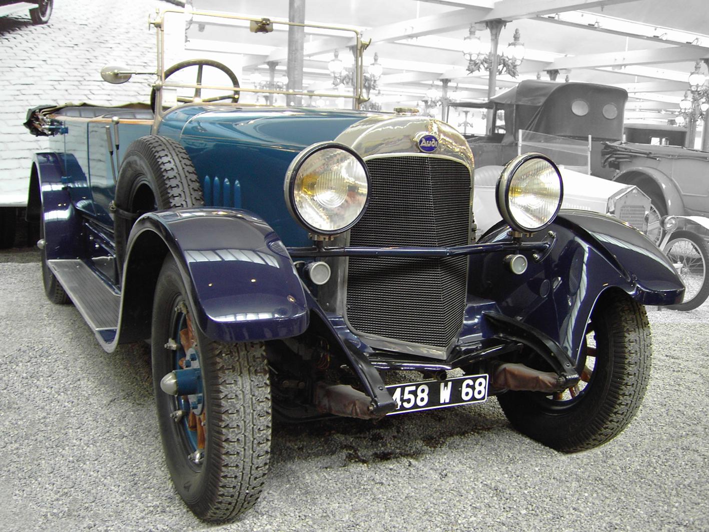vintage car names wiki