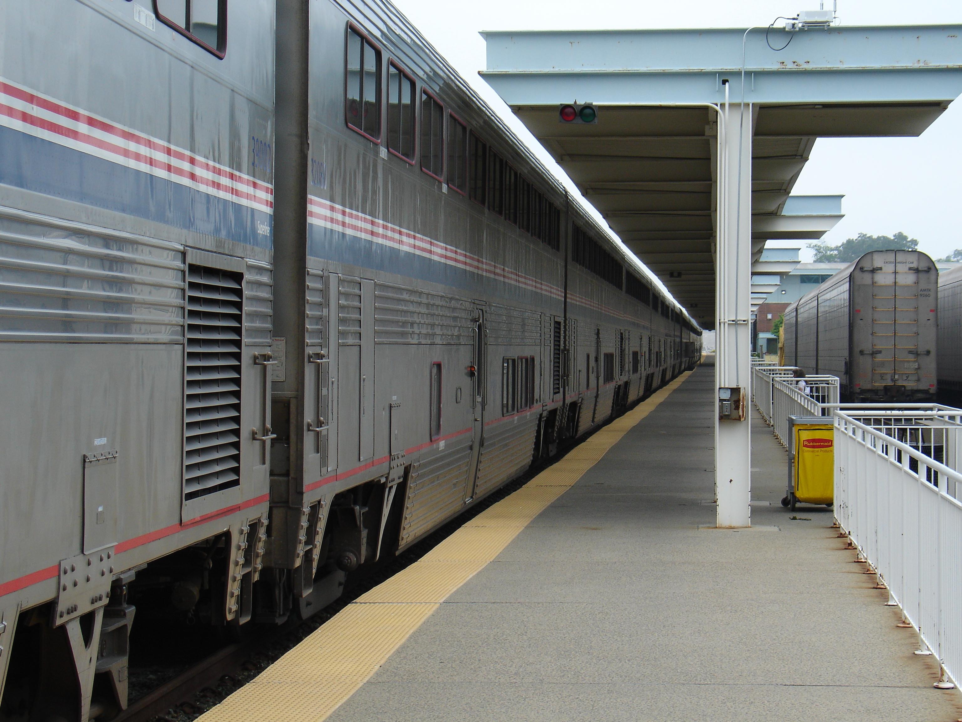 Virginia Beach Amtrak Station