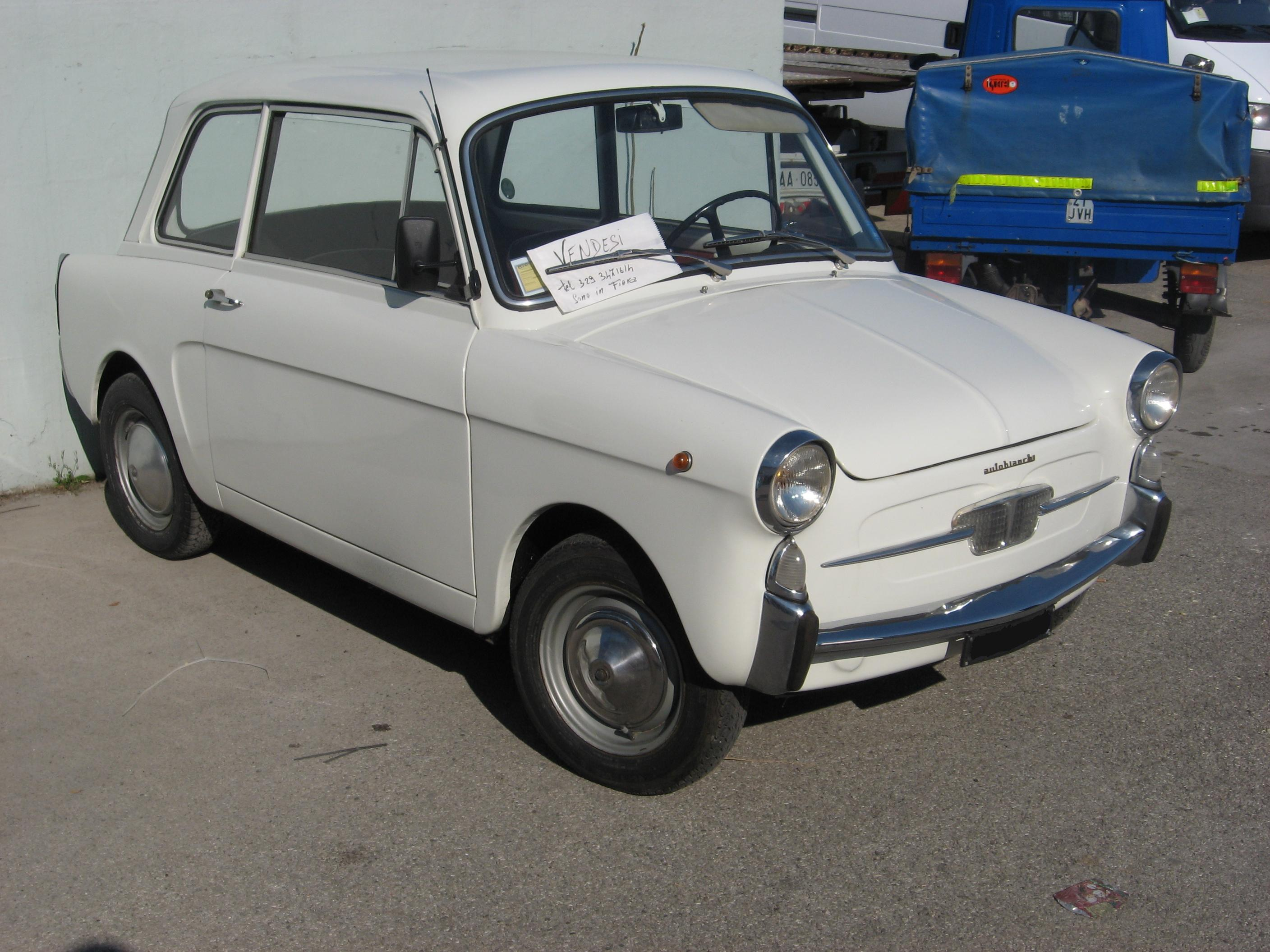 File Autobianchi Bianchina Berlina At The Old Time Show In