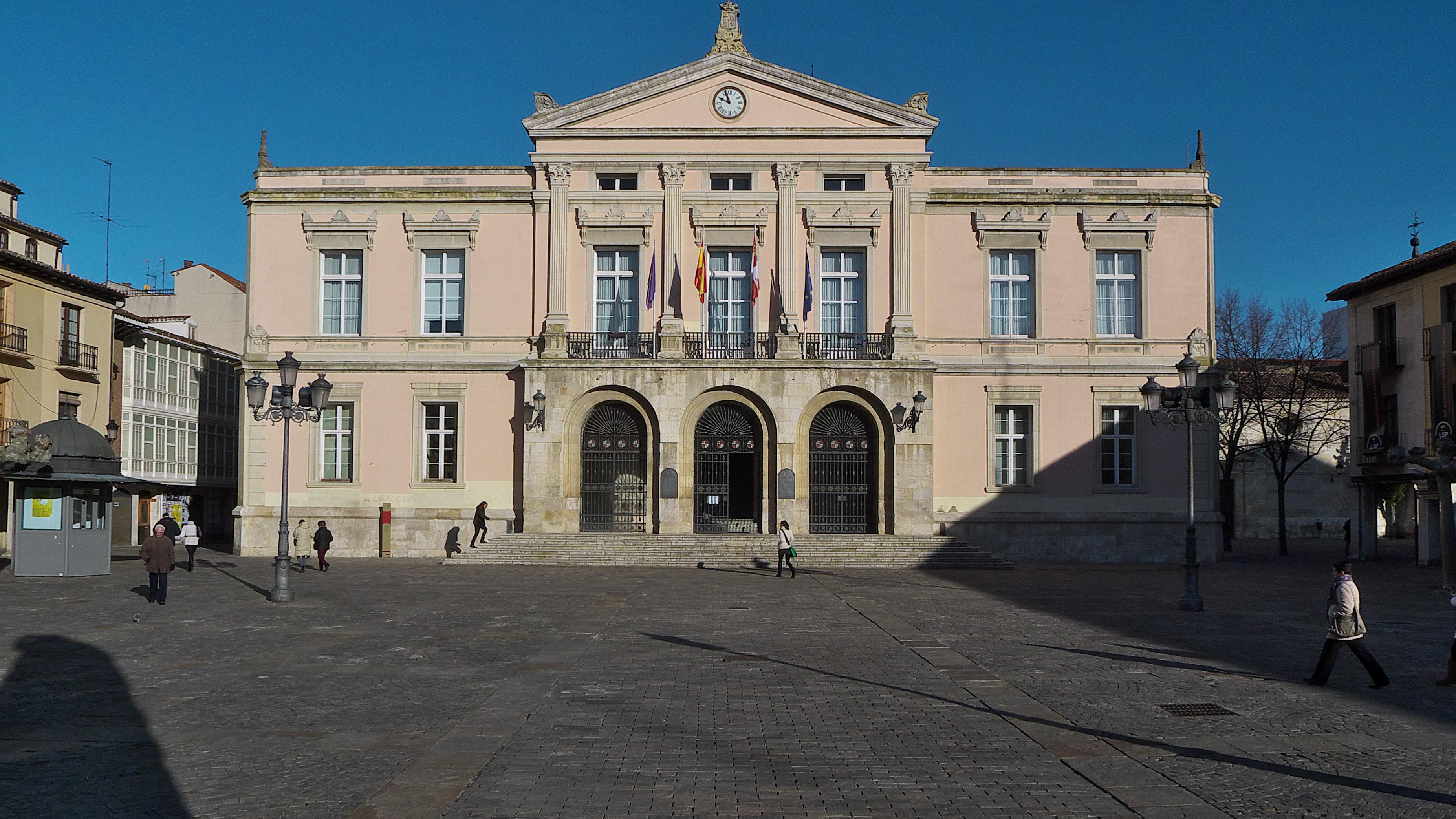 Ayuntamientos de Palencia