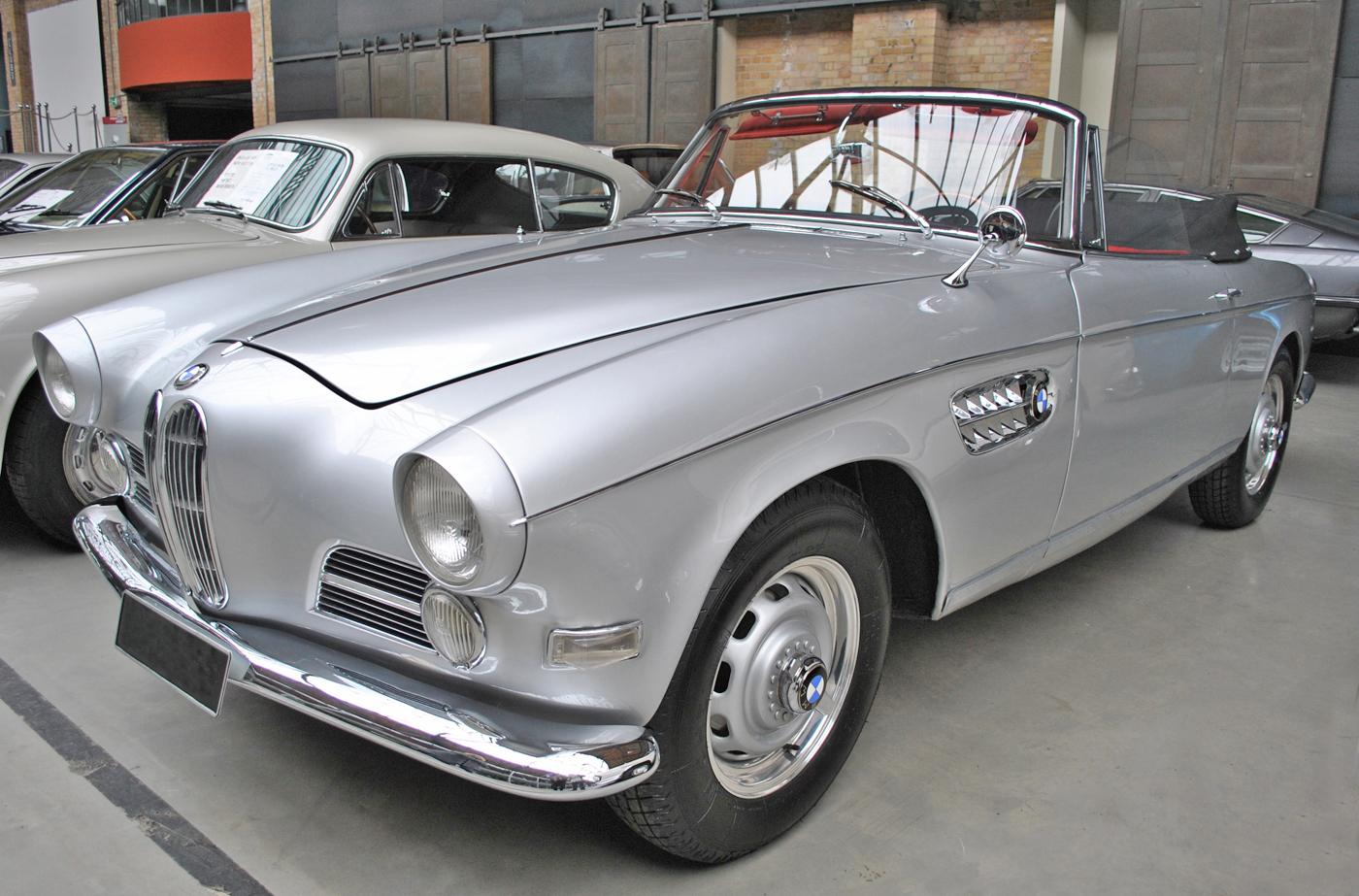 File:BMW503 ClassicRemiseBerlin.jpg - Wikimedia Commons