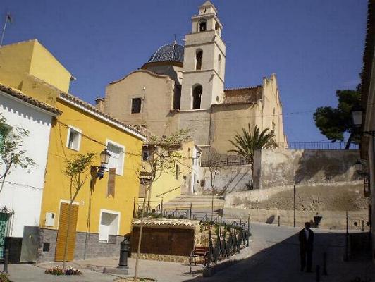 File barrio de la morer a en monforte del - Casas prefabricadas monforte del cid ...