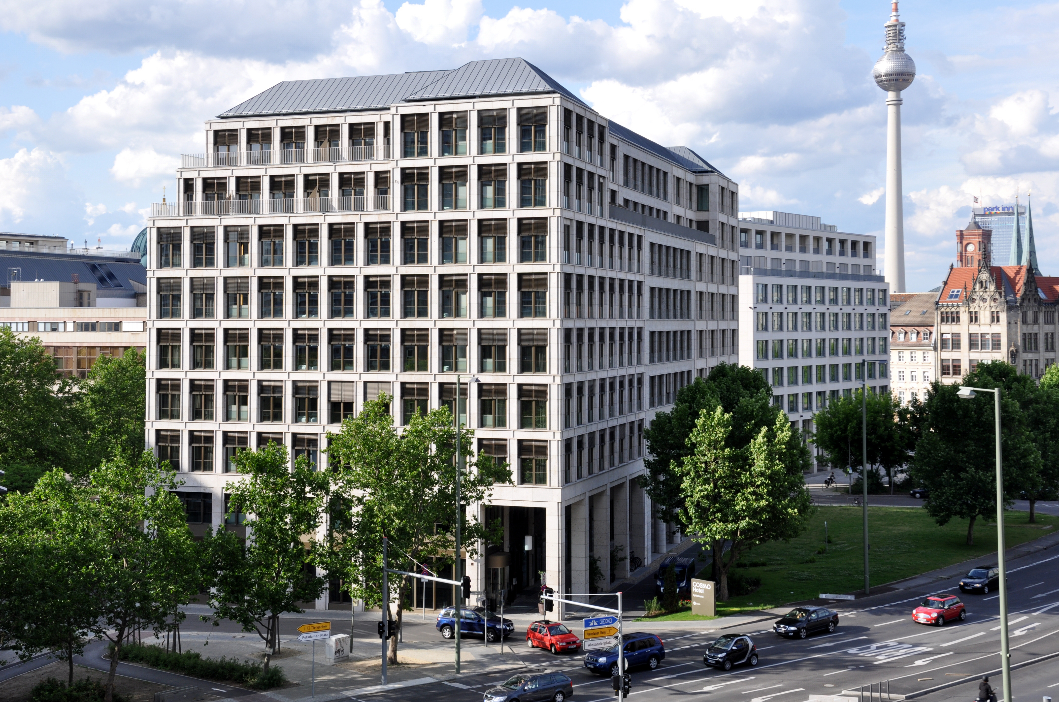 Cosmo Hotel Berlin A Member Of Design Hotels