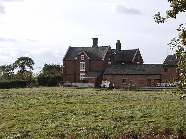Big Hindheath Farm - geograph.org.uk - 62442
