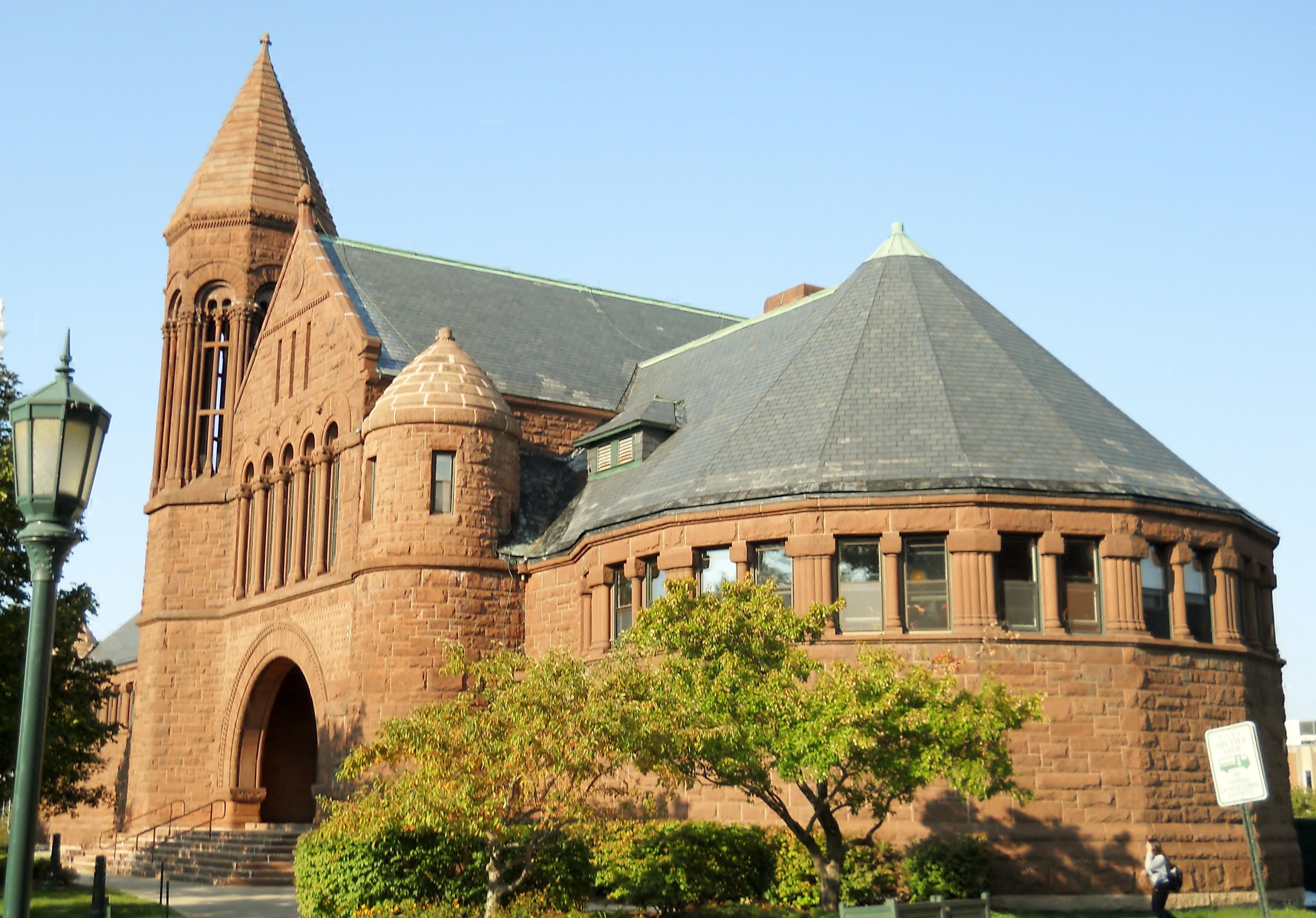 Billings Memorial Library
