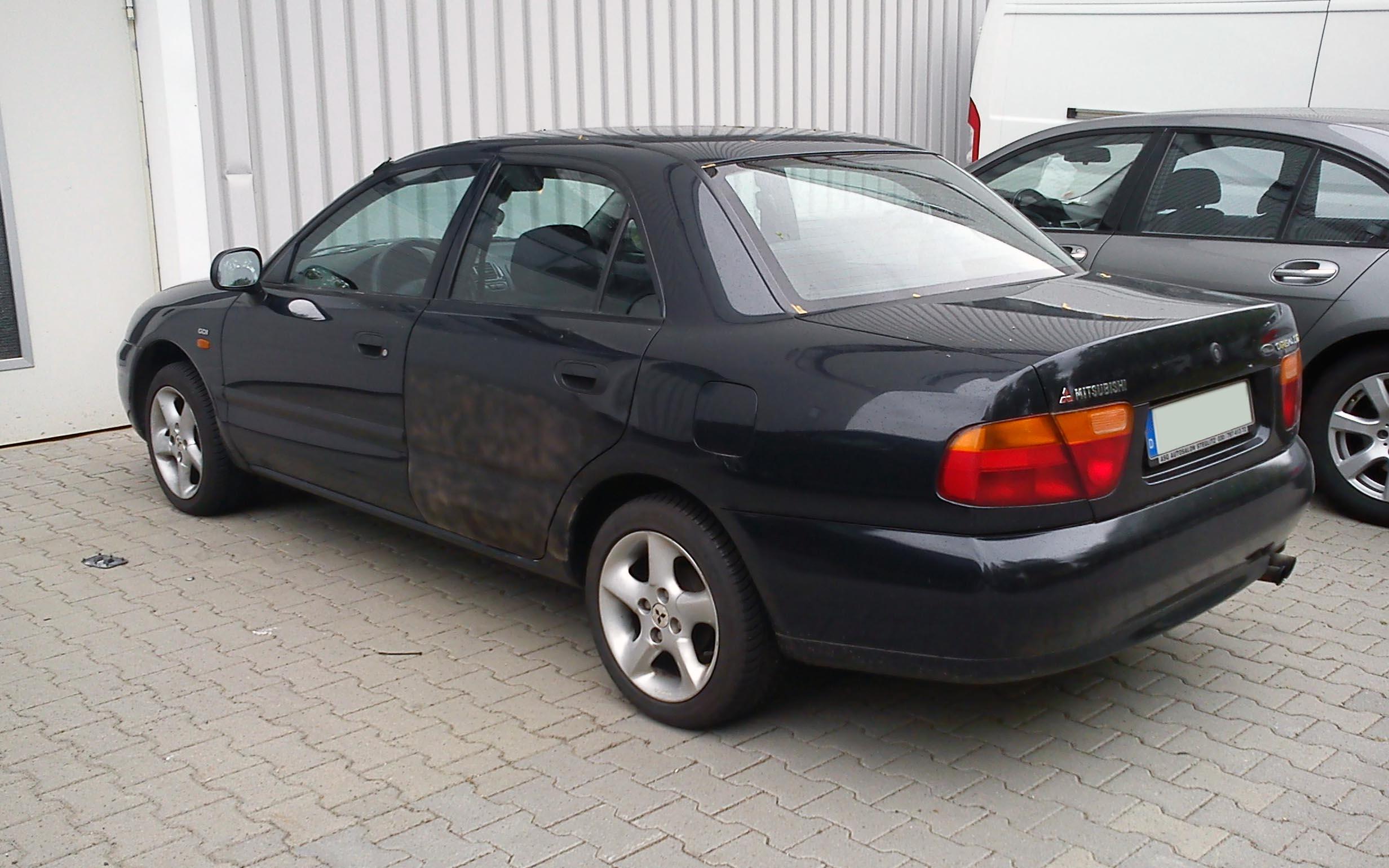 File:Black Mitsubishi Carisma sedan.jpg - Wikimedia Commons