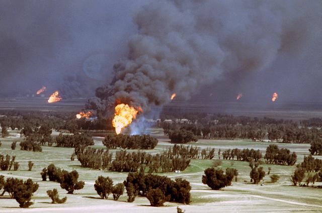 Depiction of Tierra quemada