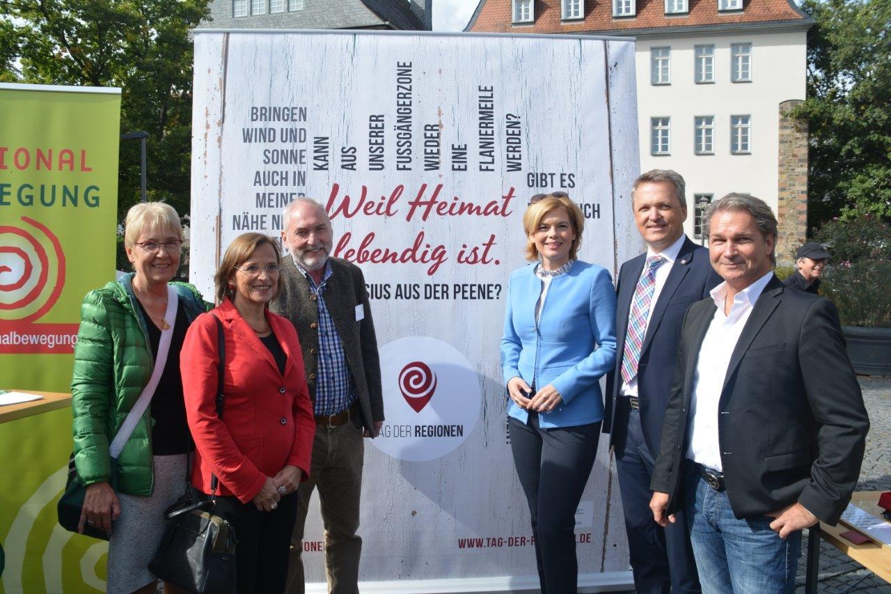 Bundeshauptveranstaltung des Tag der Regionen 2018 mit Julia Klöckner.jpg