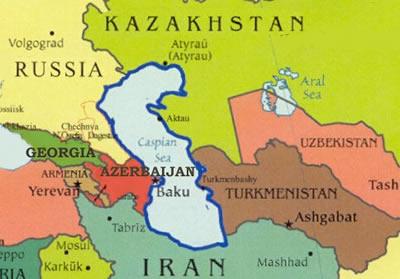 Caspienne