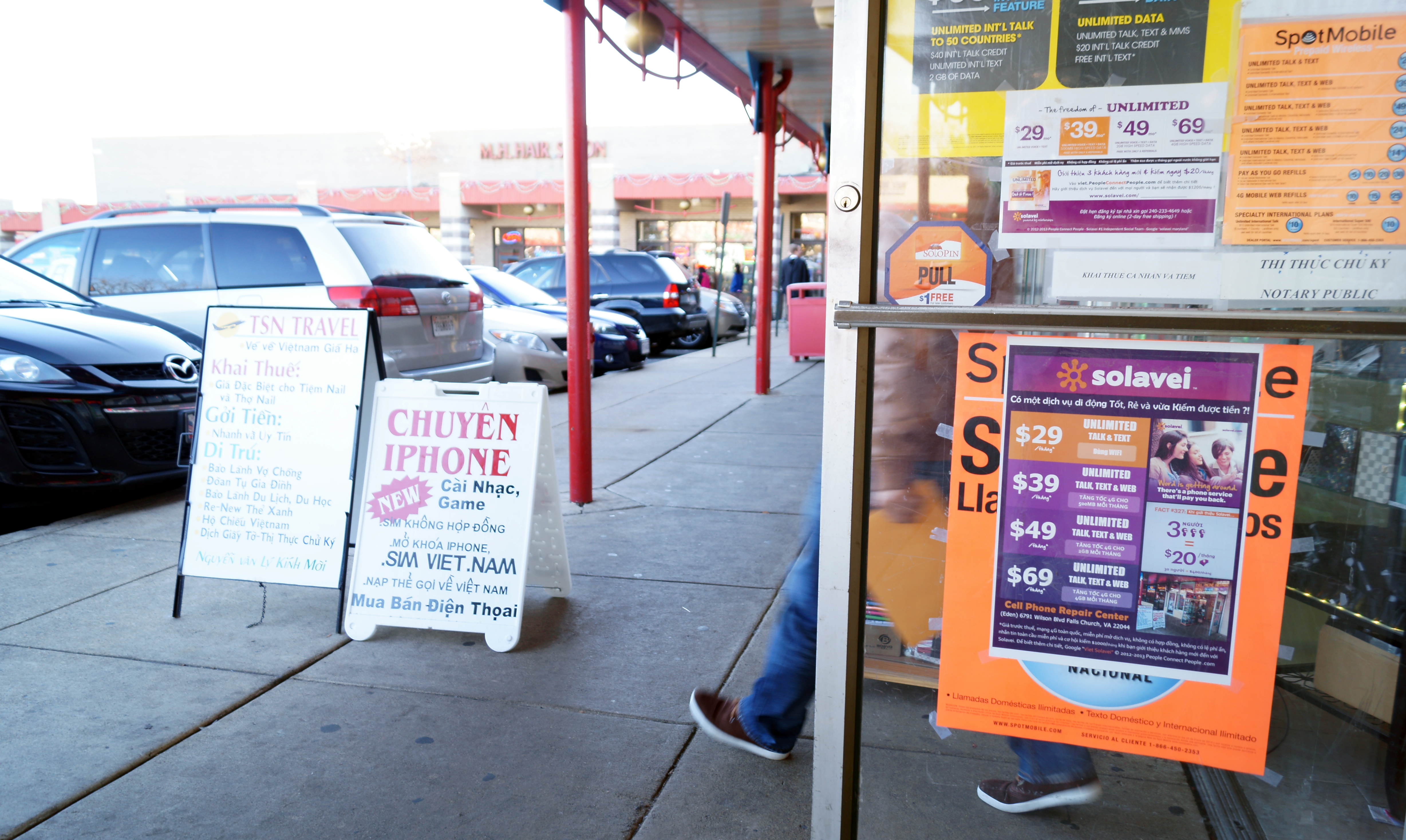 Cell Phone Repair Place Inside Of Compare Foods Winston Salem