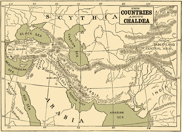 File:Chaldea - Map - The Countries around Chaldea.png