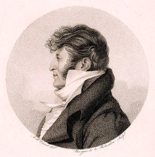 Charles-Frédéric Kreubé French composer, violinist and conductor (1777-1846)