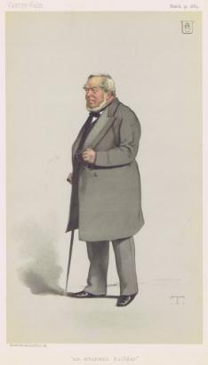 Charles james freake vanity fair 31 march 1883
