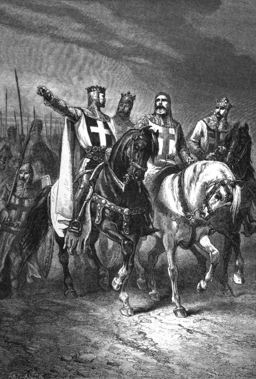 Première croisade — Wikipédia