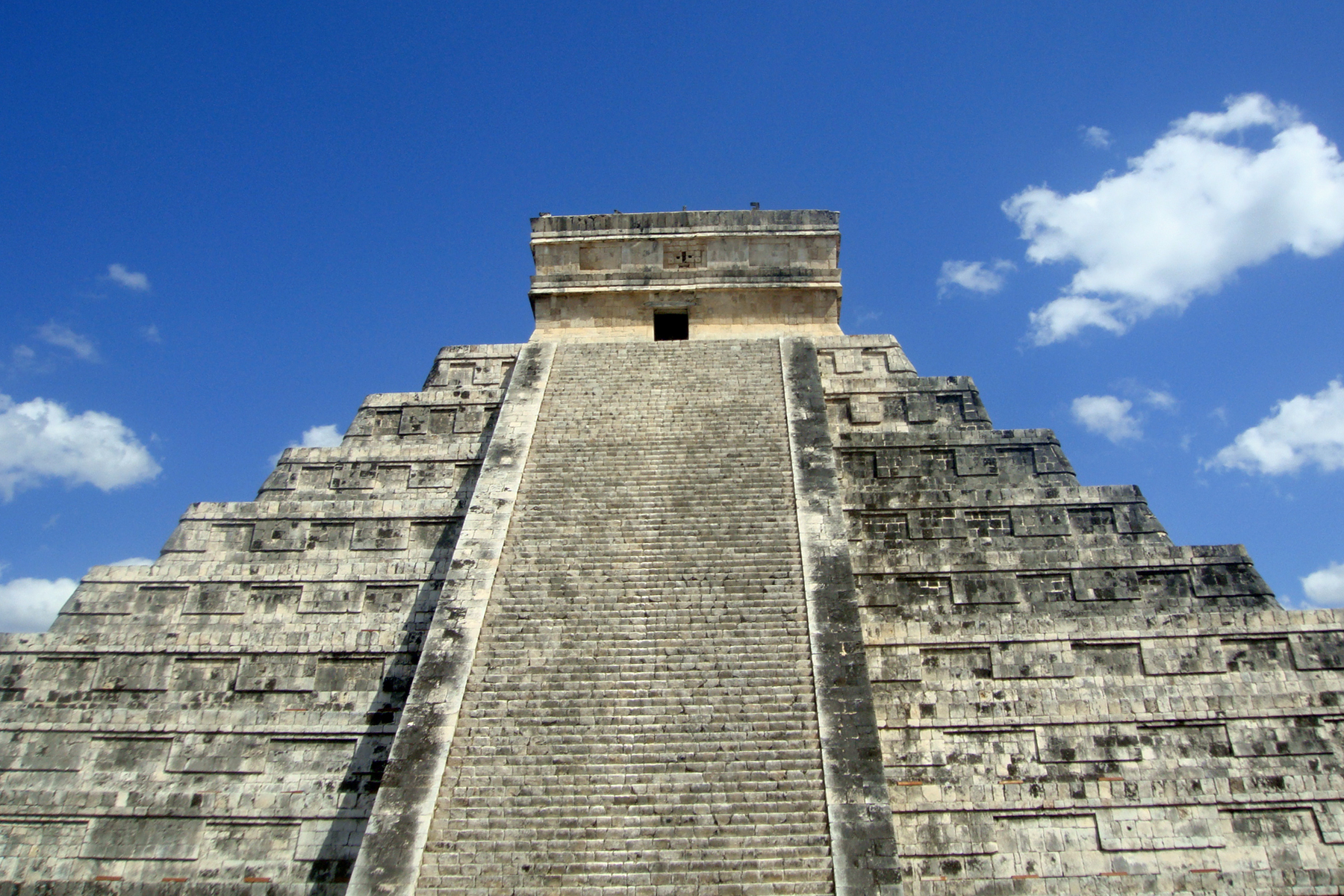 an analysis of the chichen itza The experts discovered the tunnel under the kulkulcan pyramid, which is part of  the chichen itza archaeological site in yucatan, mexico.