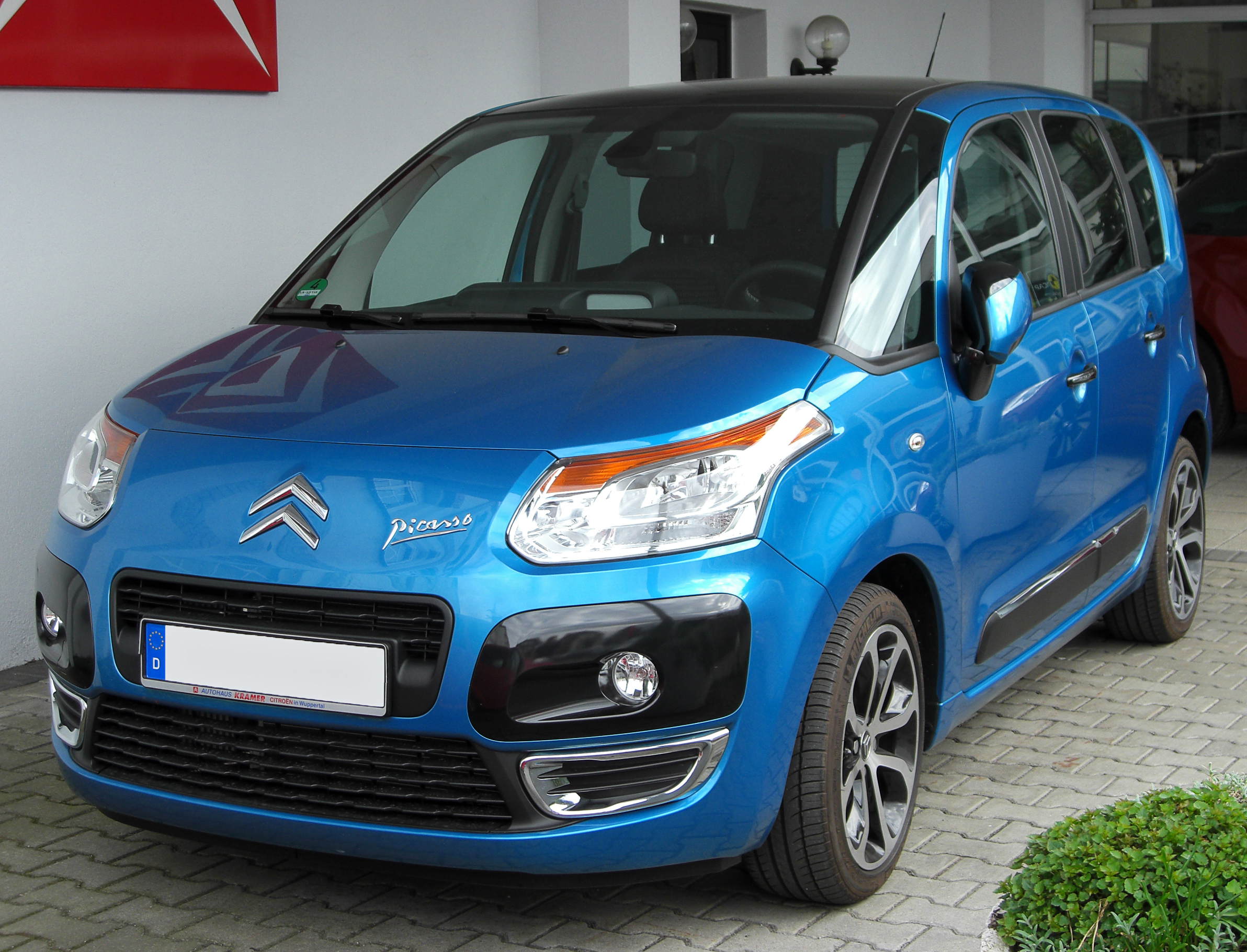 CITROEN PICASSO ~ Pictures | Cars Models 2016 | Cars 2017 ...